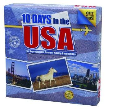 10 days board game