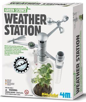 4M weather station kit