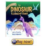 alphabet dinosaur cartoon
