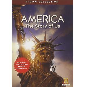 american history dvd
