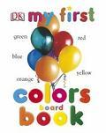 dk colors board book