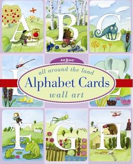 eeboo alphabet cards