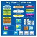 first learning calendar