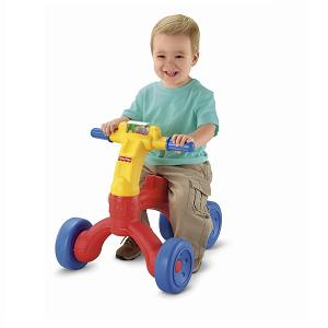 fisher price ready steady trike