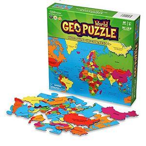 geopuzzle world puzzle