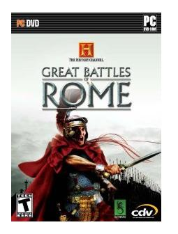 history channel video game