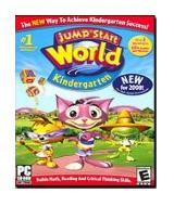 jumpstart kindergarten video game