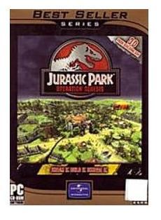 jurassic park genesis