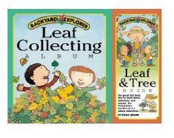 leaf collecting album