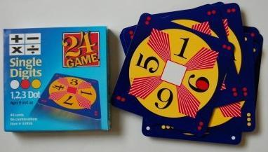math 24 card game