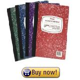 mead composition books