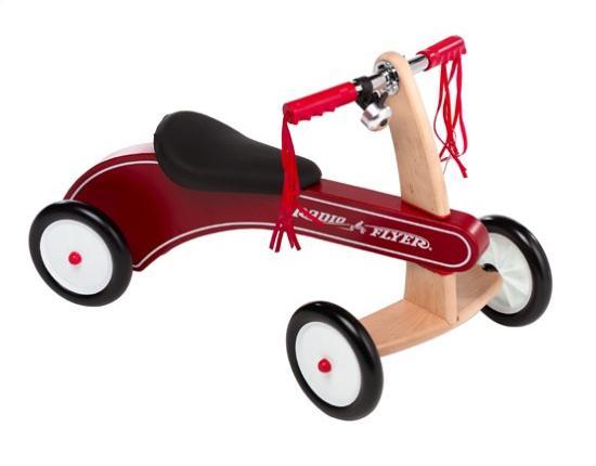 radio flyer ride on toy