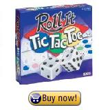 roll it tic tac toe