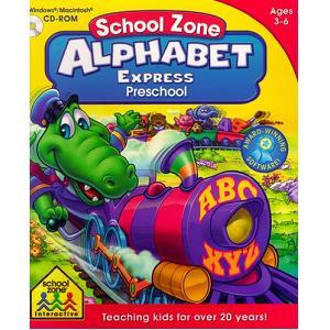 school zone alphabet express