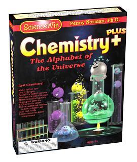science wiz chemistry plus
