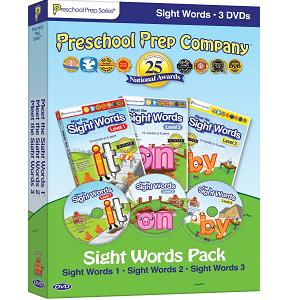 sight words dvds