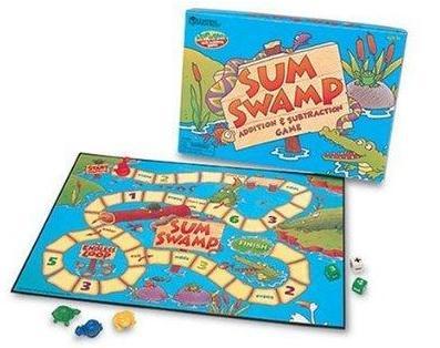 sum swamp board game