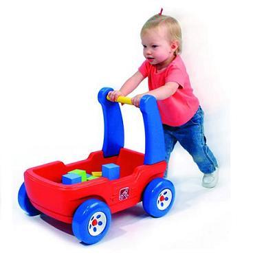 walker wagon push toy