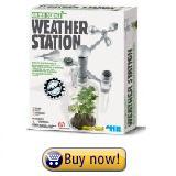 weather station cartoon