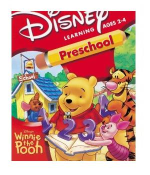 winnie the pooh video game