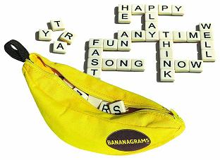 word game bananagrams